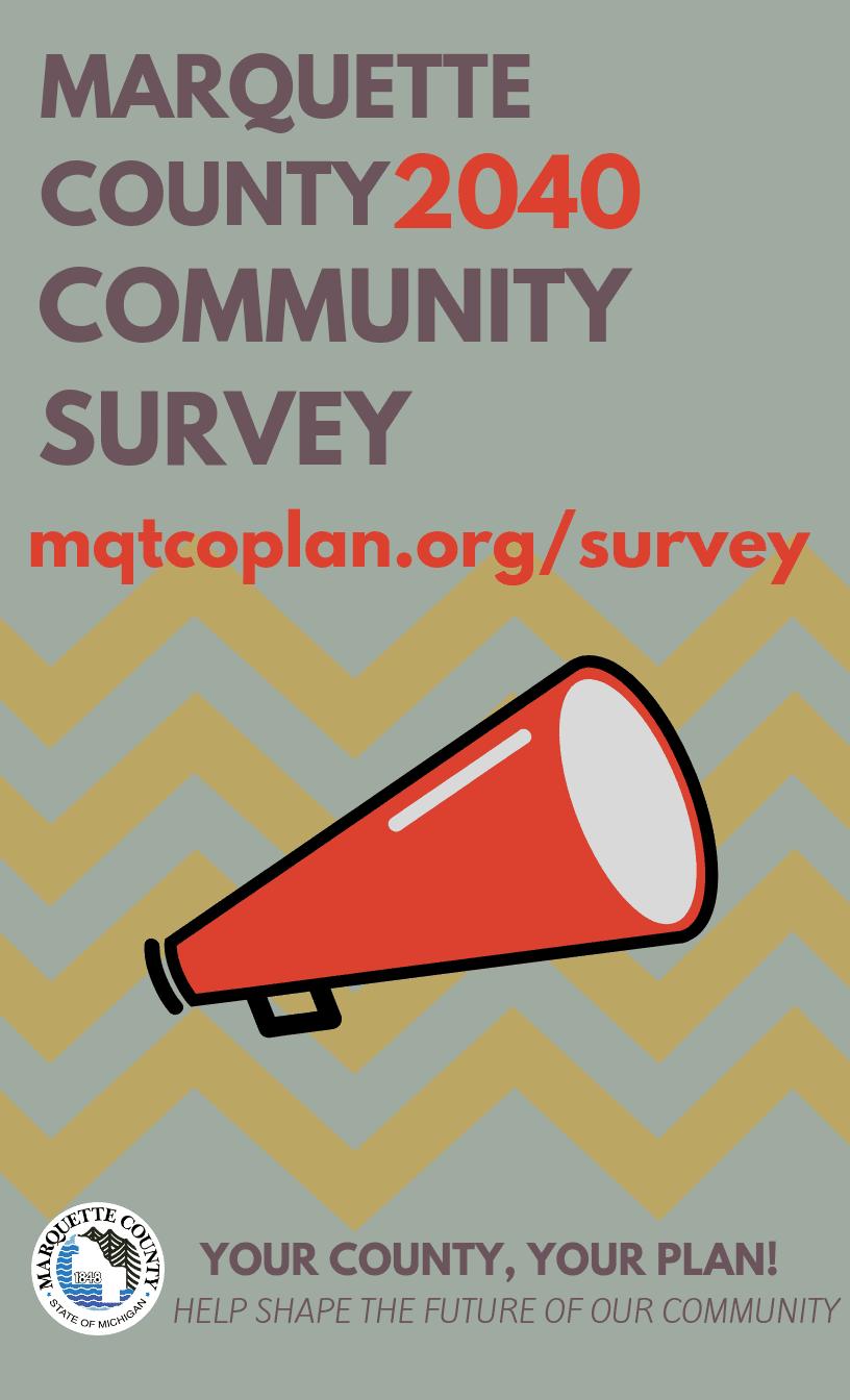 Survey Flyer Legal size